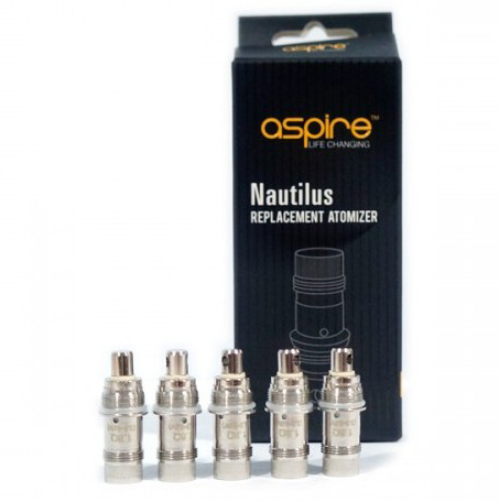 Aspire Nautilus BVC Coils Pack 5