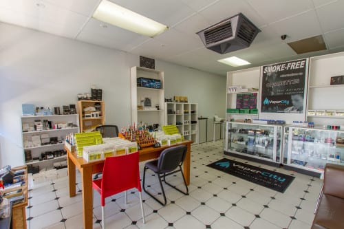 VaperCity Unley Shop