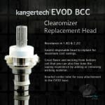 evod replacement atomizers